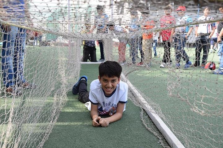 Indraprastha International School-outdoor games