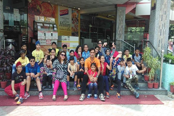 Indraprastha International School-Tour