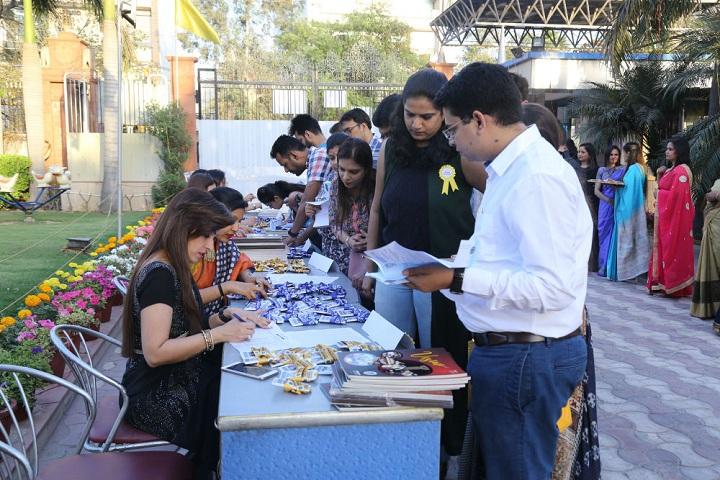 Indraprastha World School-Events programme