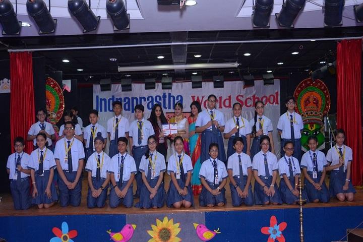 Indraprastha World School-Others prize