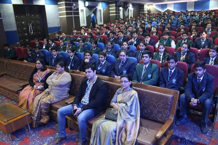 Indiraprastha public School - Auditorium