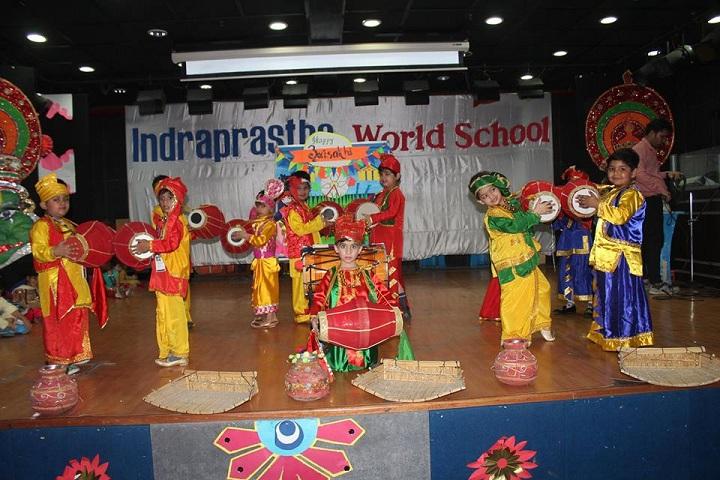 Indiraprastha public School - Cultural activites