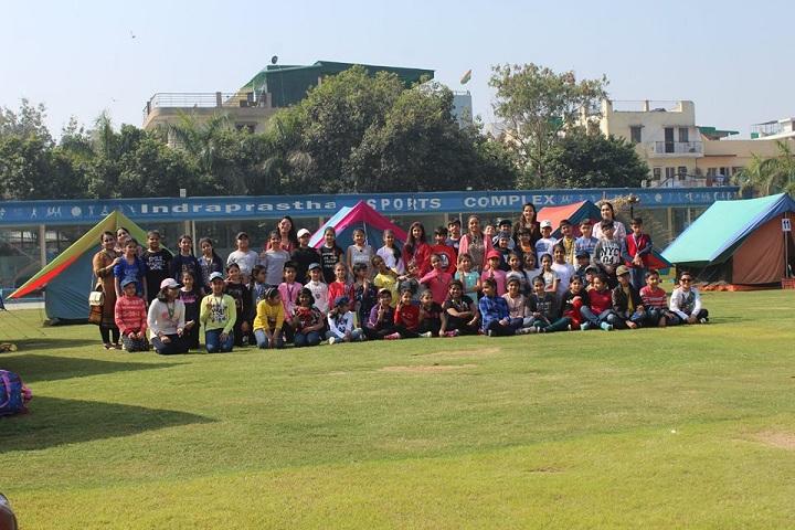 Indiraprastha public School - Group photo