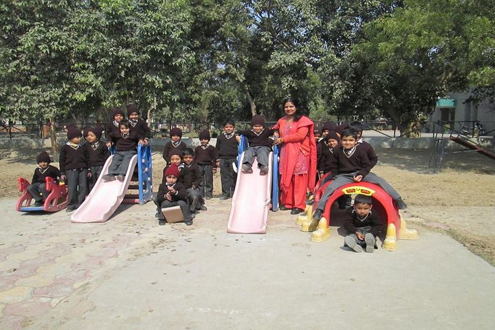 ITBP Public School-Play Area