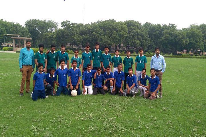 ITBP Public School-Sports Team