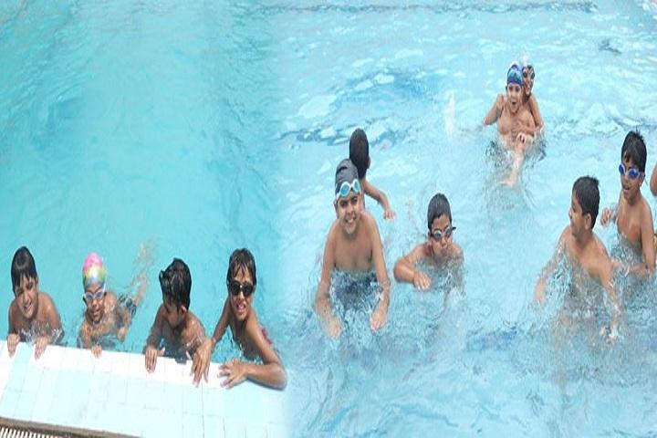 ITL Public School-Swimming Pool