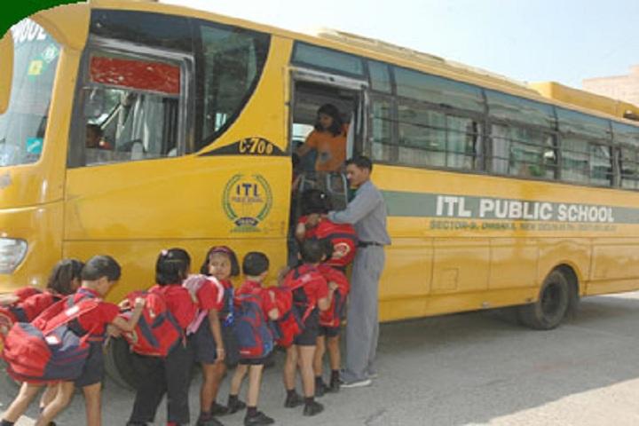 ITL Public School-Transport