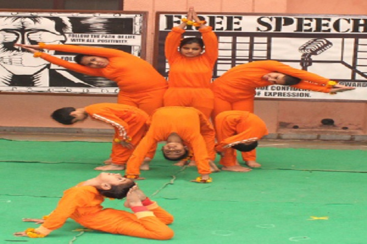 ITL Public School-Yoga