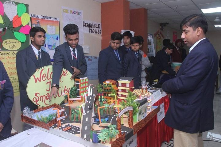 ITL Public School-Science Exhibition