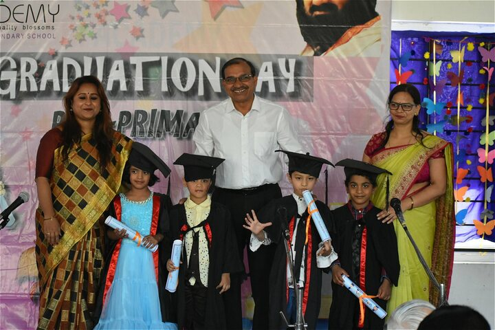 Sri Sri Academy- PP Graduation Day Celebration