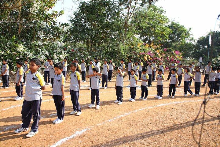 Sri Sri Academy-Sports Day Celebration