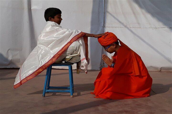 Sri Sri Academy-Swami Vivekanandha Jayanthi Celebration