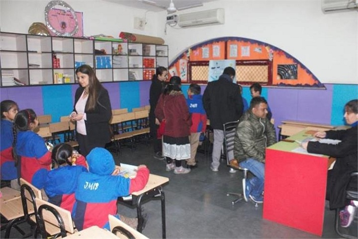 J M International School-Exhibition