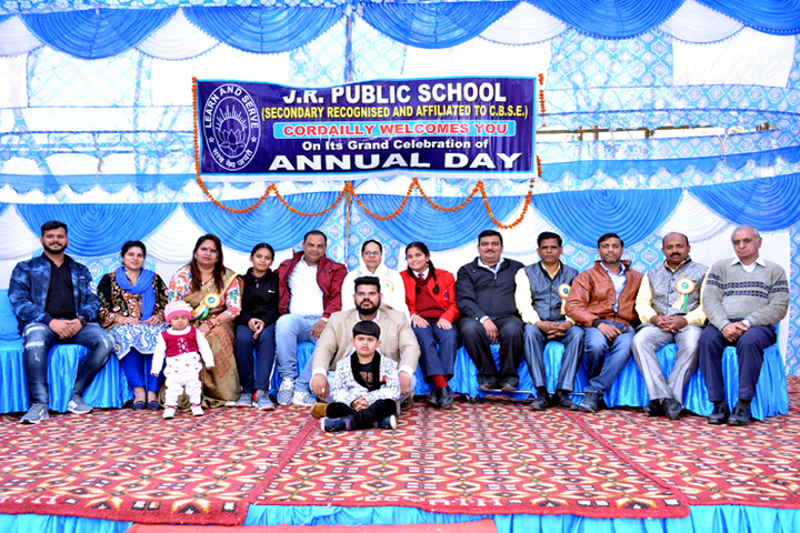 J R Public School-Annual Day