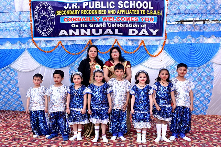 J R Public School-Fancy Dress
