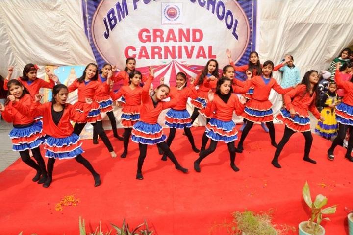 J B M Public School-Annual day