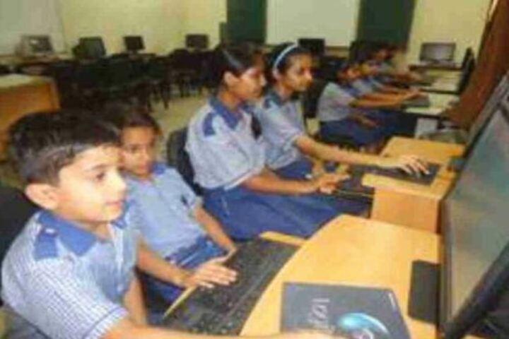 Jagannath Interational School-Computer Lab