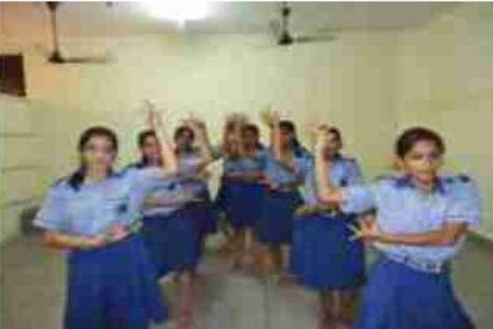 Jagannath Interational School-Dance Room