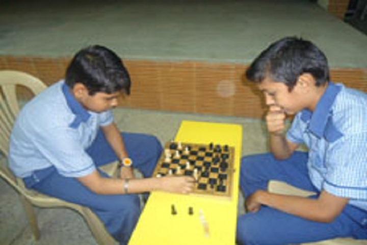 Jagannath Interational School-Indoor Games