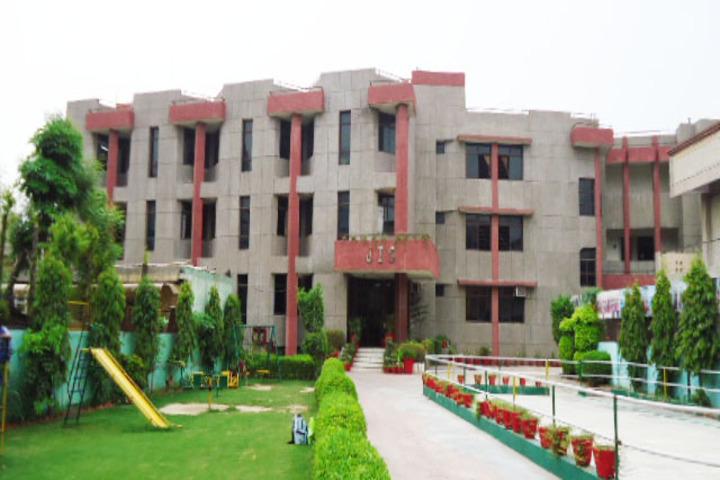 Jagannath Interational School-School View