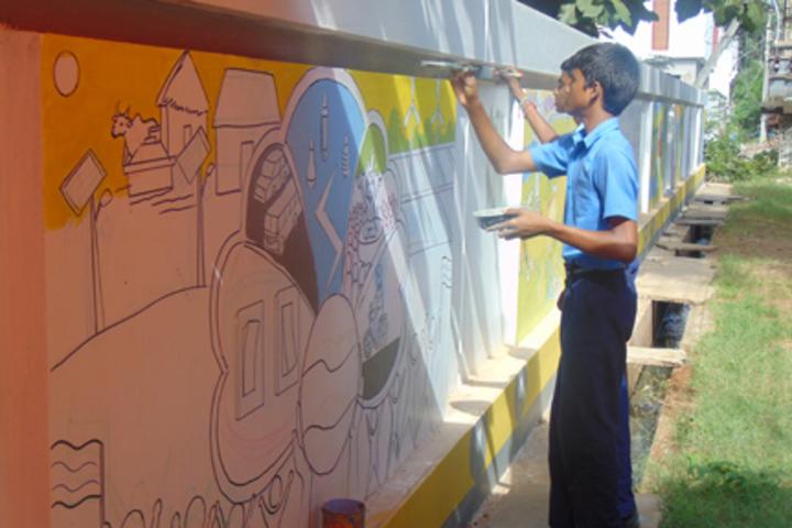 Sri Venkateswara Bala Kuteer-Event