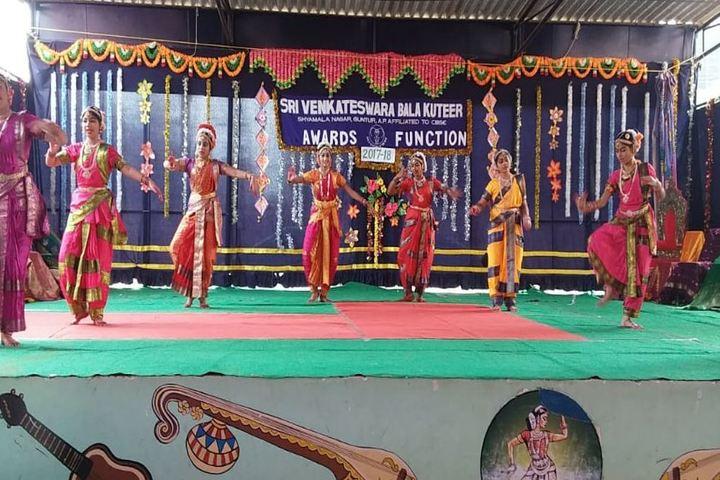 Sri Venkateswara Bala Kuteer-Award Function Celebration