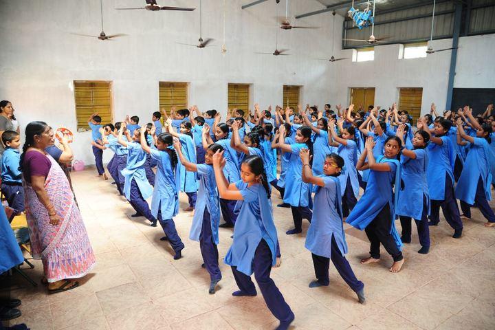 Sri Venkateswara Bala Kuteer-Dance Class