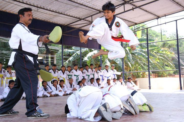 Sri Venkateswara Bala Kuteer-Karate
