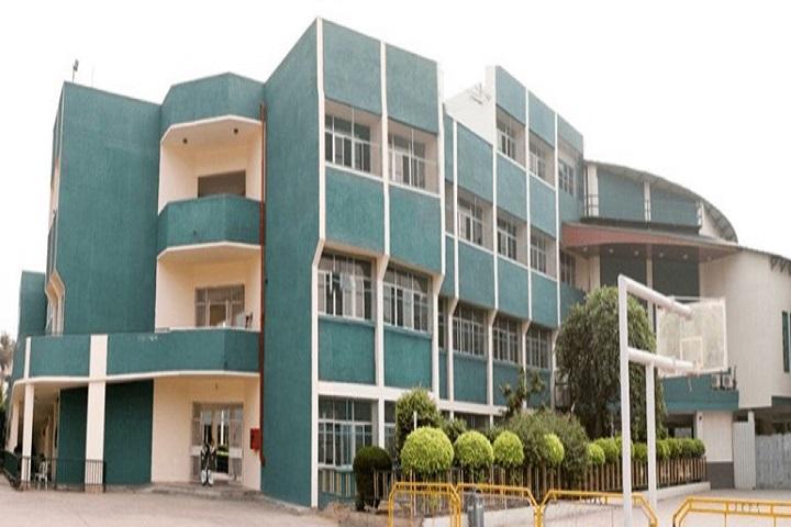 Jaspal Kaur Public School-campus zone