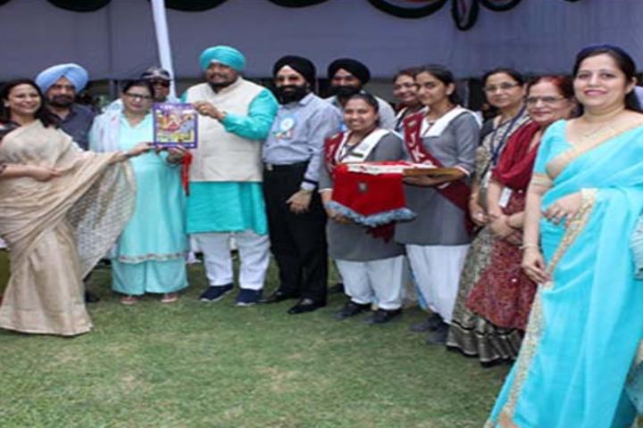 Jaspal Kaur Public School-Event