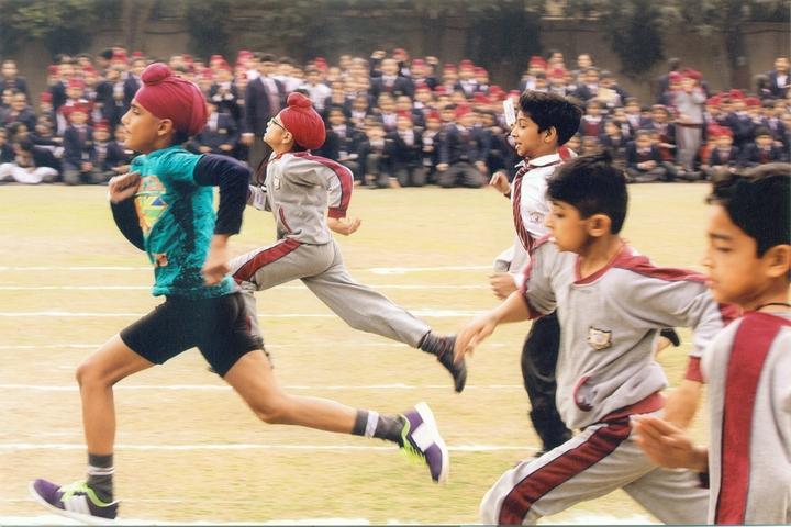 Jaspal Kaur Public School-Sports Day