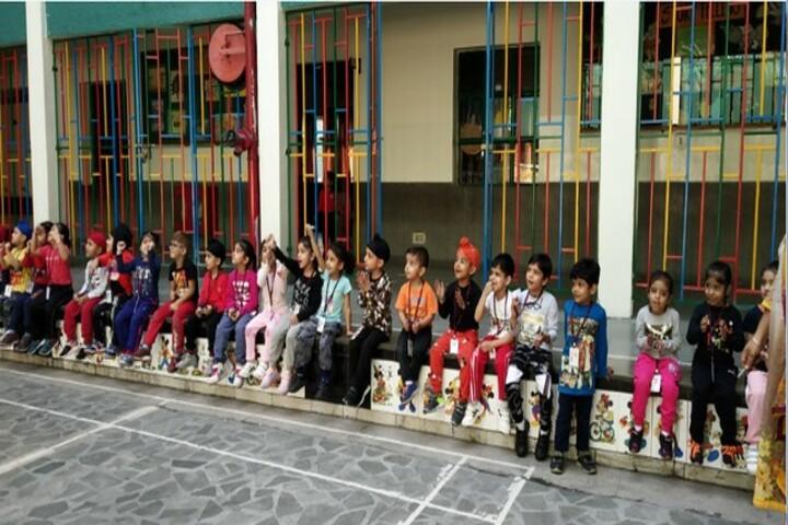 Jaspal Kaur Public School-summer Camp