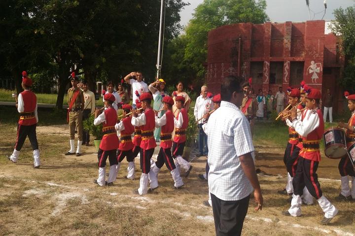 Jawahar Navodaya Vidyalaya-Independents day