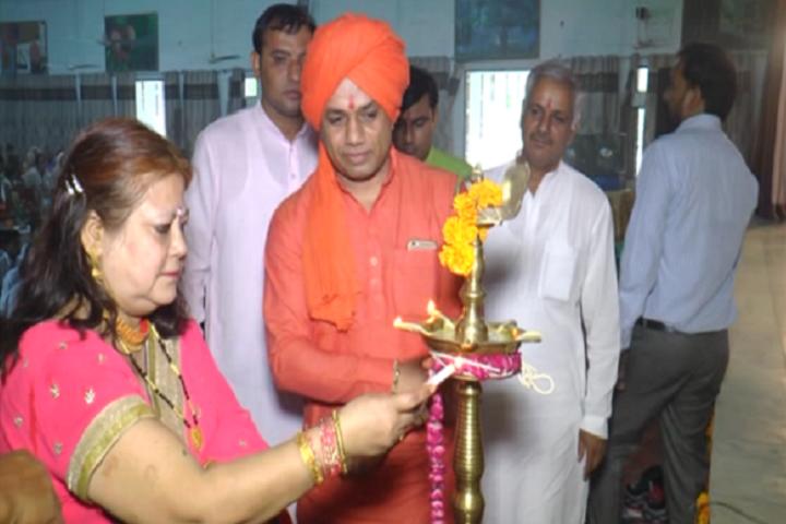 Jawahar Navodaya Vidyalaya-Lamp Ceremony