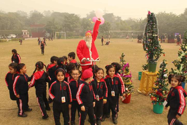 Jesus Mary Joseph School-Christmas Celebration