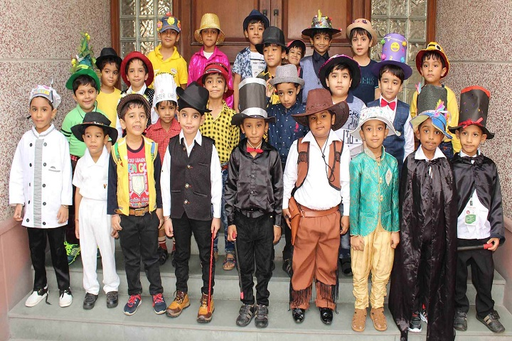 Jesus Mary Joseph School-Fancy Dress
