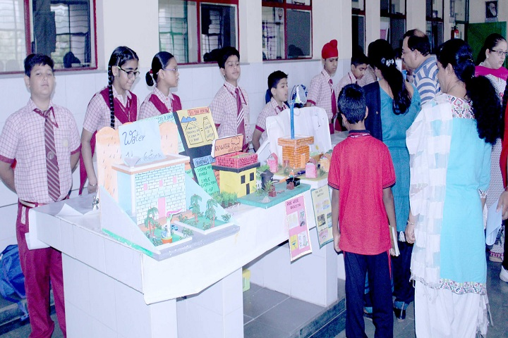 Jesus Mary Joseph School-Science Exhibition