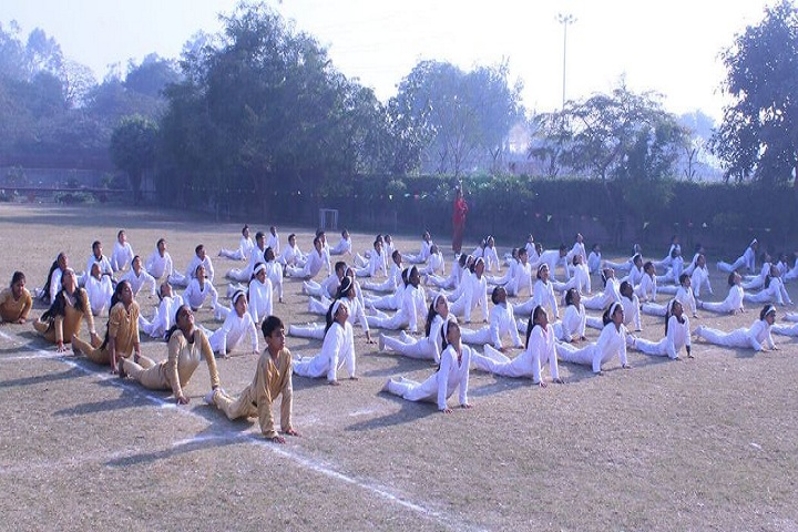 Jesus Mary Joseph School-Yoga