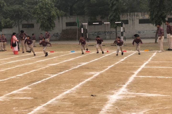Jhabban Lal Dav Public School-Games