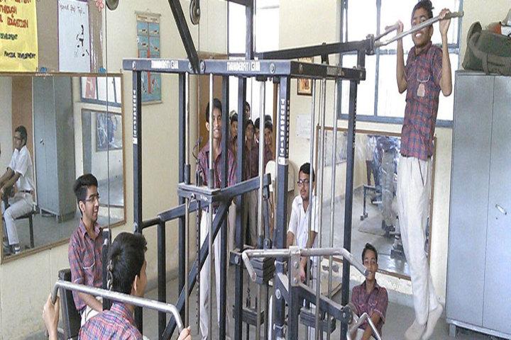 Jhabban Lal Dav Public School-Gym