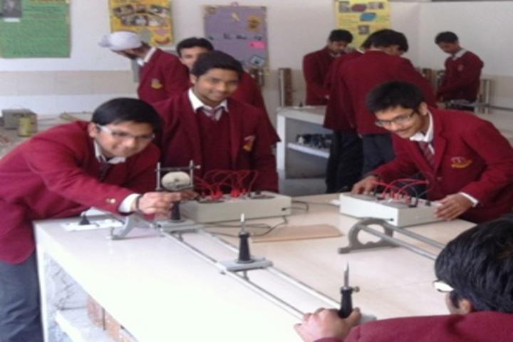 Jhabban Lal Dav Public School-Physics Lab