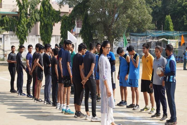 Jhabban Lal Dav Public School-Sports Team
