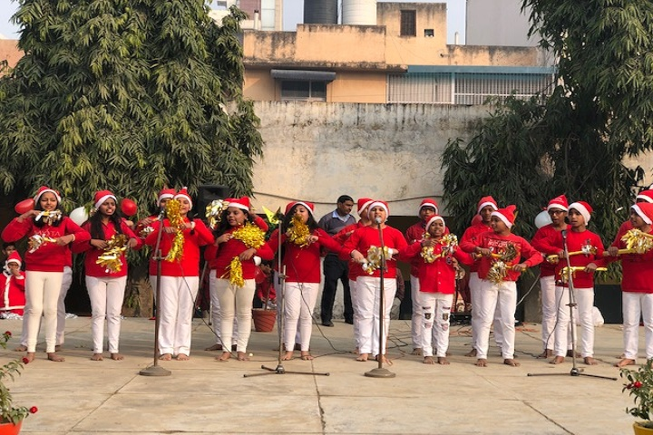 Jhabban Lal Dav Public School-Christmas Celebration