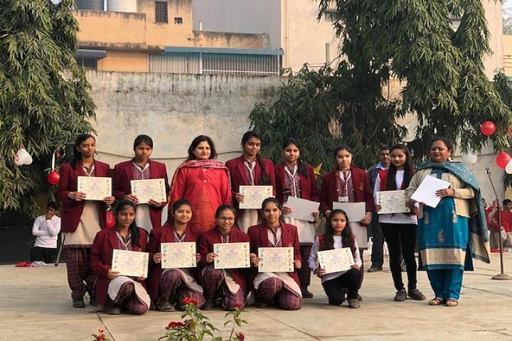 Jhabban Lal Dav Public School-Achivement