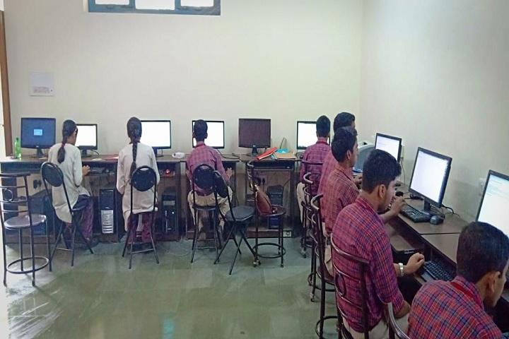 Jhabban Lal Dav Public School-Computer Lab
