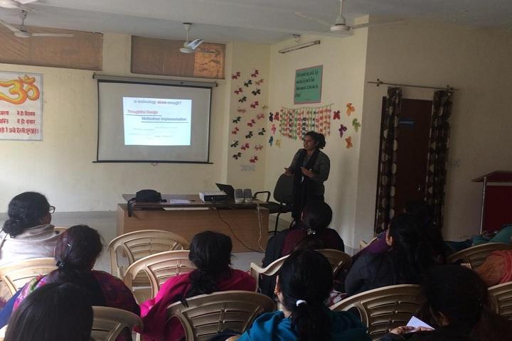 Jhabban Lal Dav Public School-Seminar