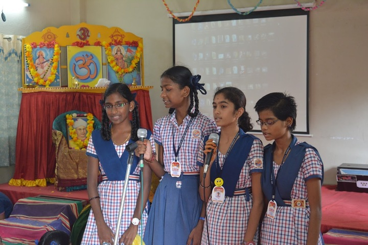 Sri Vijnana Vihara English Medium School-Teachers Day Celebrations