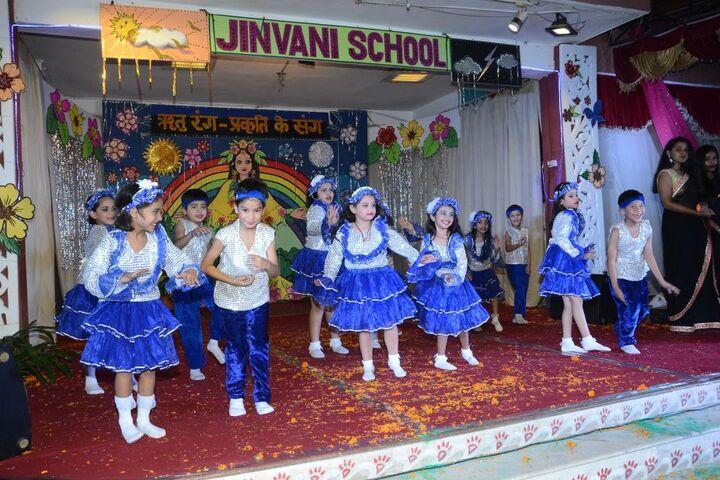 Jinvani Bharti Public School-Dance