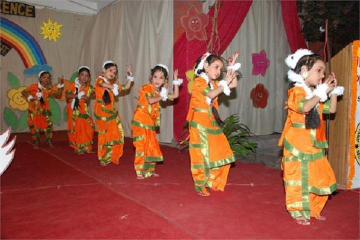 Jinvani Bharti Public School-Annual day