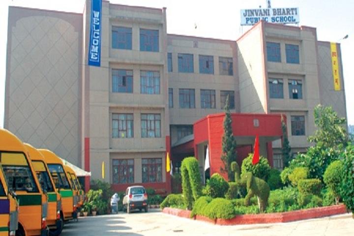 Jinvani Bharti Public School-Campus View
